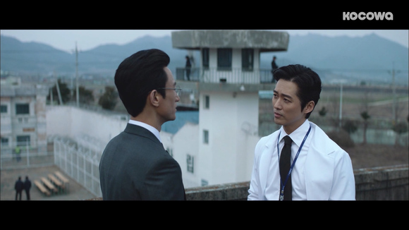 [Doctor Prisoner: Episode 6] Who needs a reward when you can be the ruler?