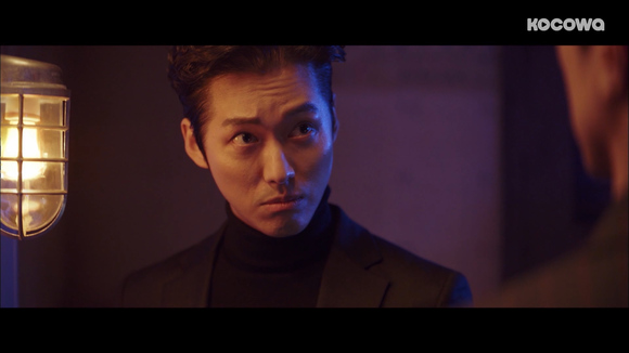 [Doctor Prisoner: Episode 5] A blackmail for a blackmail
