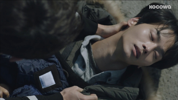 [Red Moon, Blue Sun: Episode 26] If you remember, you'll end up like me