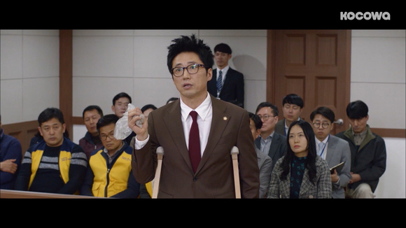 [Neighborhood Lawyer Jo Deul-ho 2: Episode 37] The evidence is on the floor