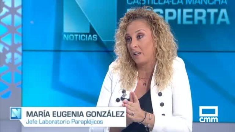 Entrevista a Mª Eugenia González