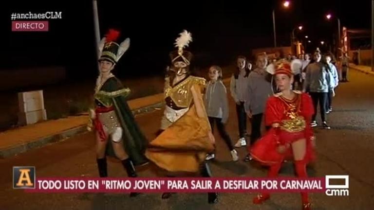 Ancha es Castilla-La Mancha - Especial Carnavales 2020