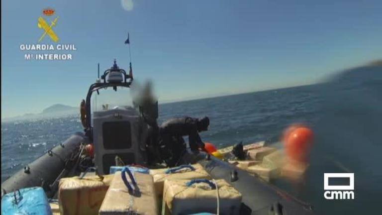 Detenidos en Tarifa (Cádiz) 32 narcos de una red internacional de tráfico de hachís