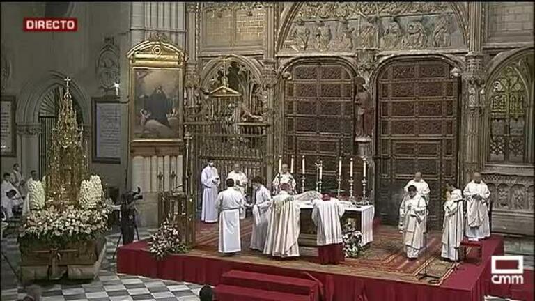 Especial Corpus Christi desde Toledo