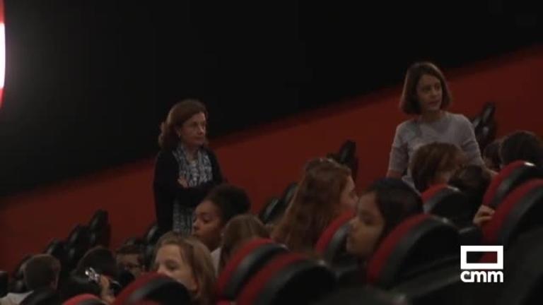 Cine para los más pequeños en Abycine
