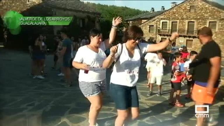 Fiesta de la Octava en Valverde de Los Arroyos