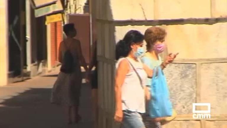 123 positivos Covid-19 en Consuegra (Toledo), se decreta el cierre de locales de ocio y se suprimen visitas a residencias