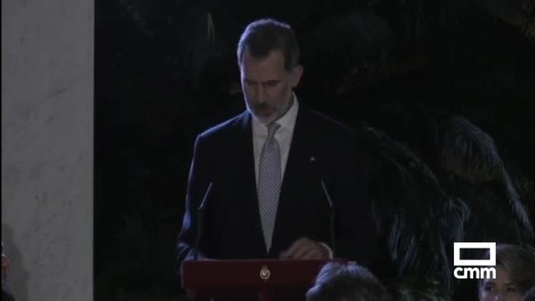 Felipe VI defiende la democracia ante el presidente cubano: este ha sido su discurso