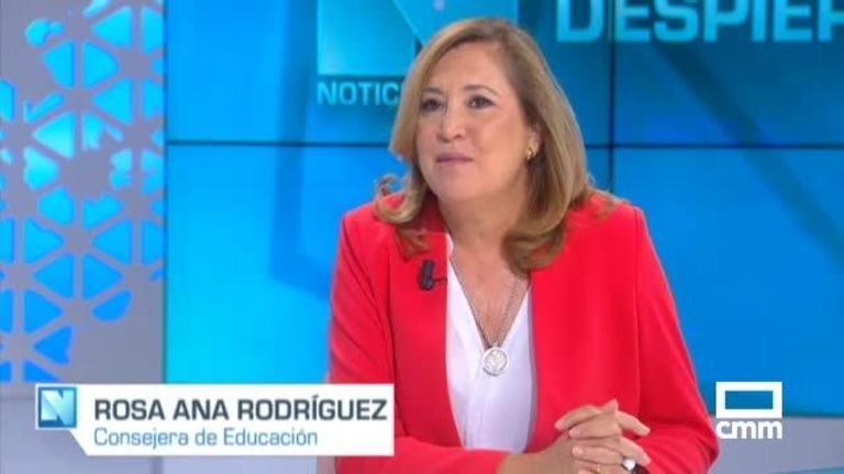 Entrevista a Rosa Ana Rodríguez