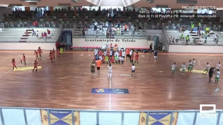 Finales X Torneo Nacional Ciudad de Toledo Fútbol Sala