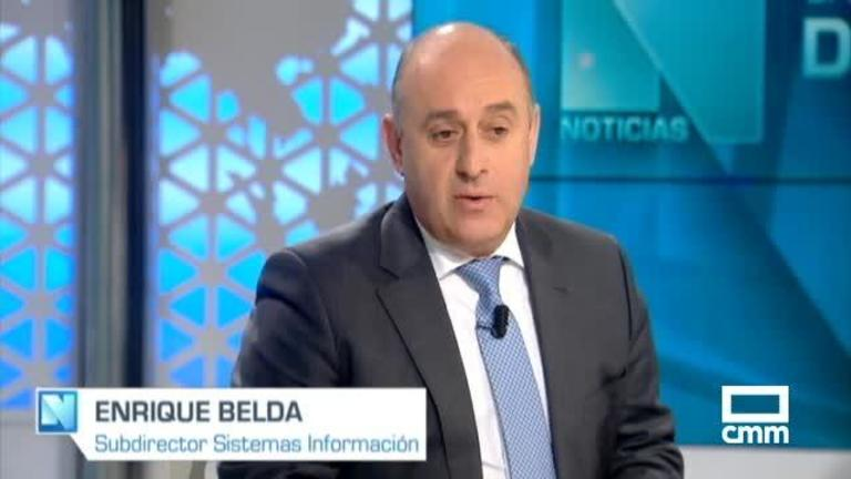Entrevista a Enrique Belda