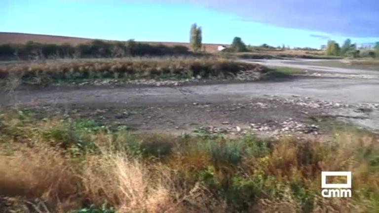 Las Tablas de Daimiel se quedan sin agua: tienen sólo el 5% de su superficie inundada