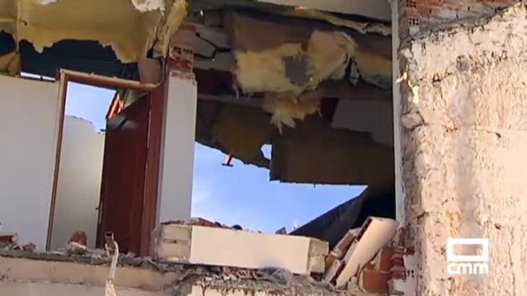 Una mujer herida grave por una explosión en una casa de Miguel Esteban (Toledo)