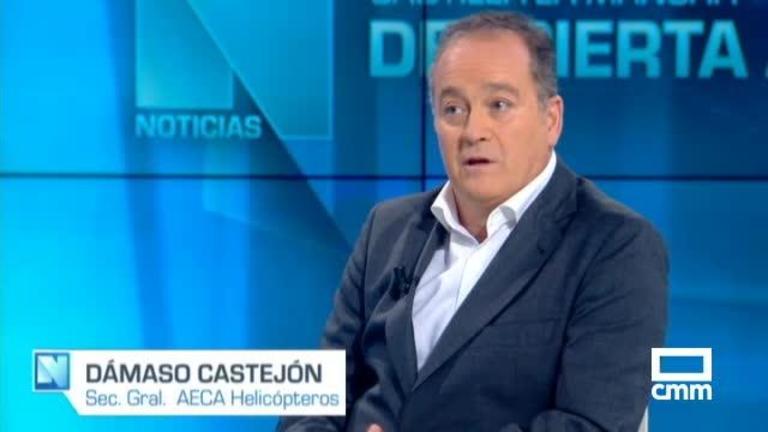 Entrevista a Dámaso Castejón