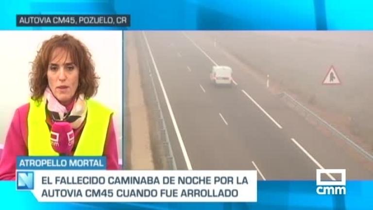 Muere un hombre tras ser atropellado en Pozuelo de Calatrava, Ciudad Real