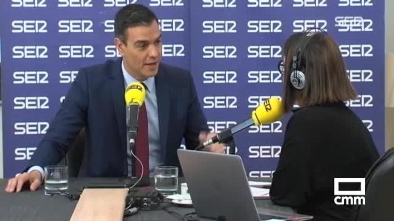 PSOE: Sánchez