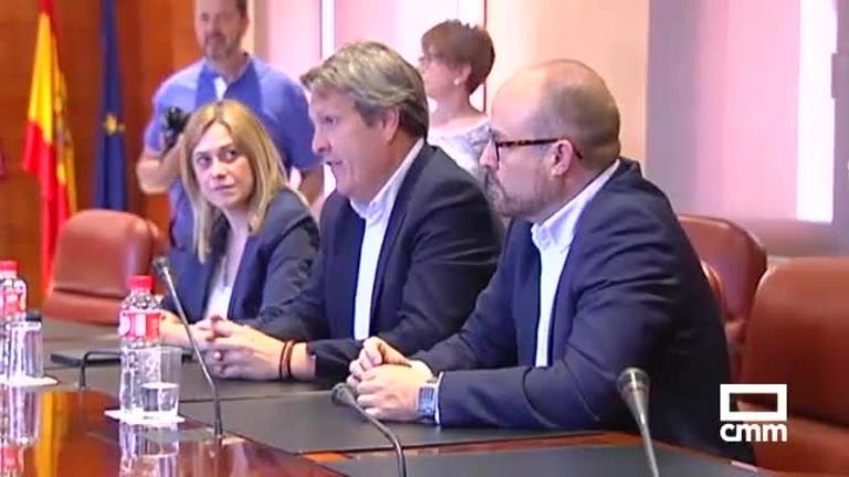 Cs defiende los pactos con el PSOE, pero pide a Page que se distancie de Sánchez