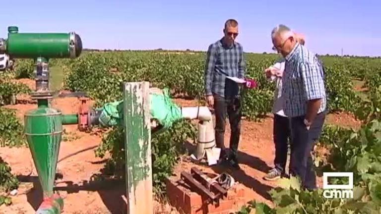 Los robos de cobre a agricultores de La Mancha toledana este fin de semana ponen en riesgo la próxima cosecha