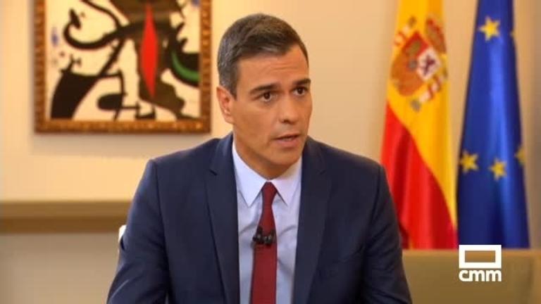 Pedro Sánchez: Iglesias