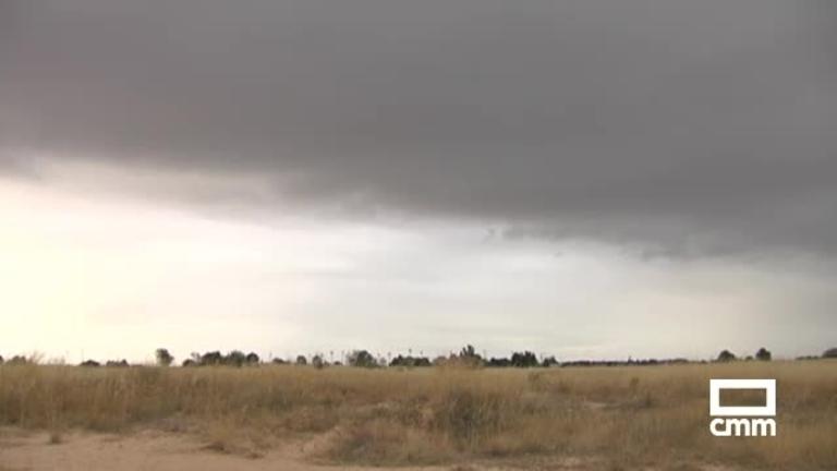 Castilla-La Mancha, en aviso naranja y amarillo por tormentas