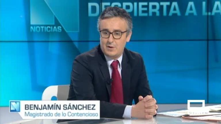 Entrevista a Benjamín Sánchez en CLM Despierta