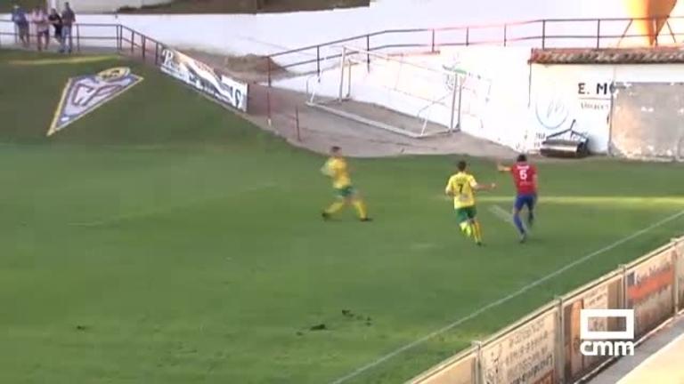 CP Villarrobledo - Atlético Tomelloso (4-0)