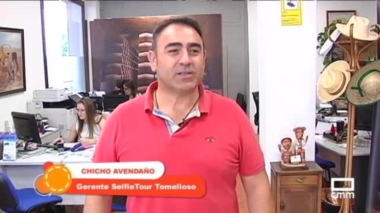 Enoturismo con Selfie TOUR en Tomelloso