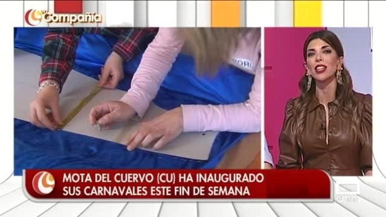 """""""En Compañía"""" de la comparsa """"Los Perchas"""""""