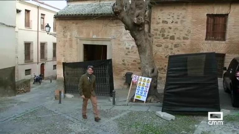 Descubrimos la necrópolis de la Iglesia de Santa Eulalia en Toledo