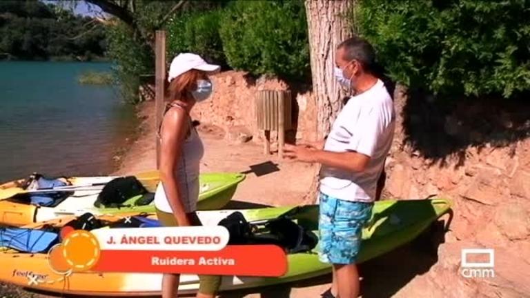 Turismo activo en las Lagunas de Ruidera