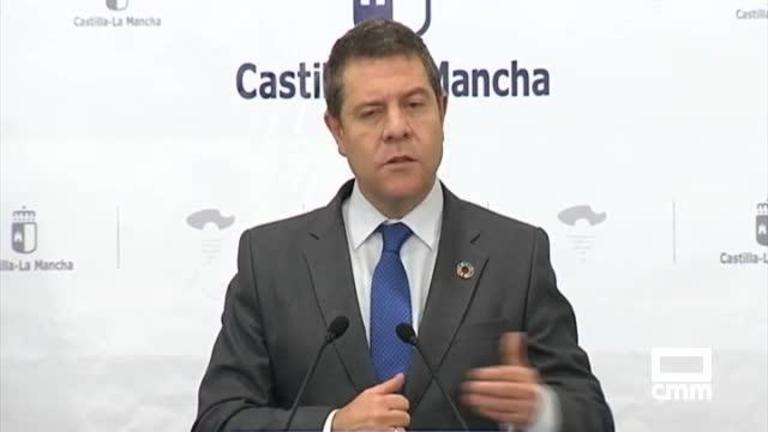 Intercambio de mensajes entre Iceta y Page sobre el posible acuerdo PSOE-ERC