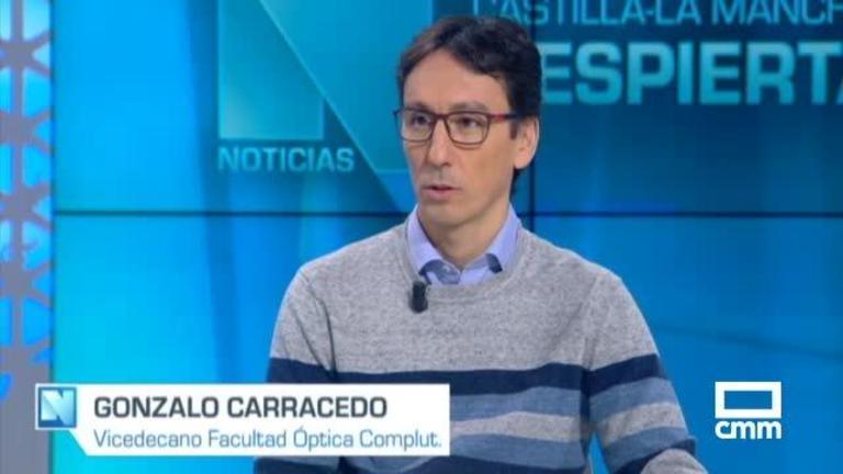 Entrevista  a Gonzalo Carracedo
