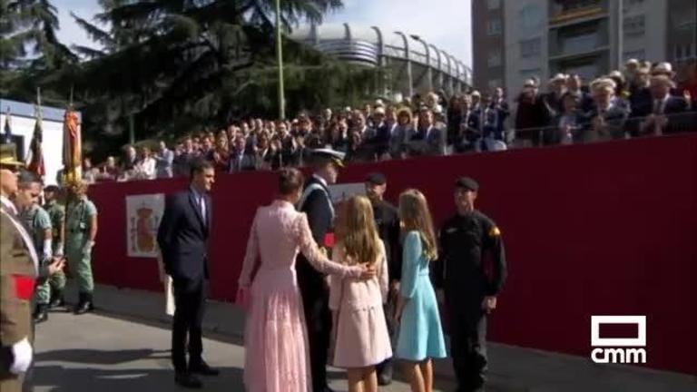 Día de la Fiesta Nacional: el segundo desfile de las Fuerzas Armadas con un Gobierno en funciones