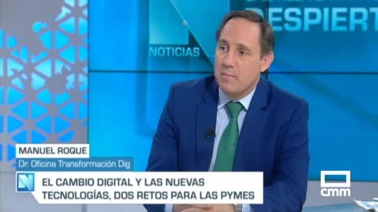 Entrevista a Manuel Roque