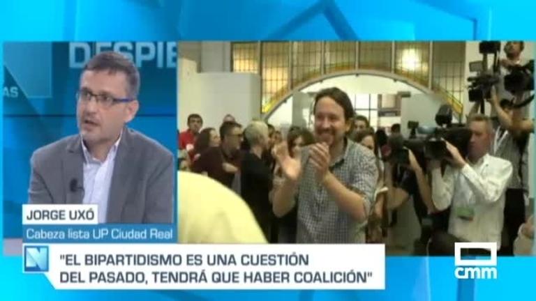 Jorge Uxó (Unidas Podemos): \\