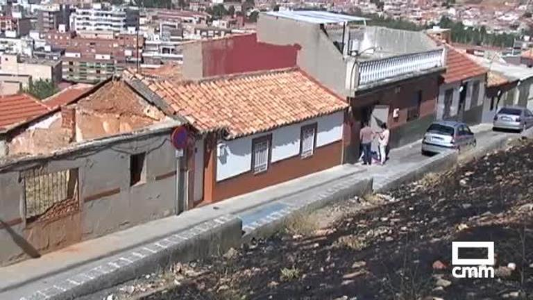 Reclaman mayor prevención ante el incremento de incendios en Puertollano