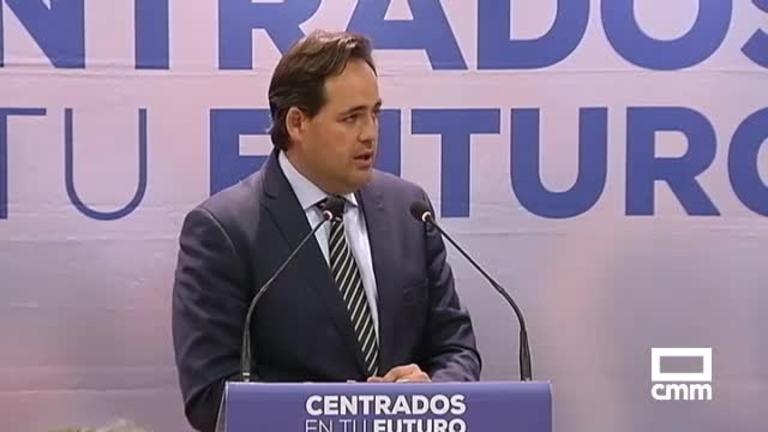 """PP: Nuñez cree que """"ha llegado el momento de dar un cambio político"""""""