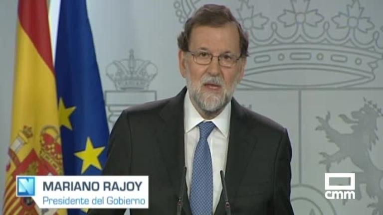 Sáenz de Santamaría asume las funciones de presidencia de la Generalitat