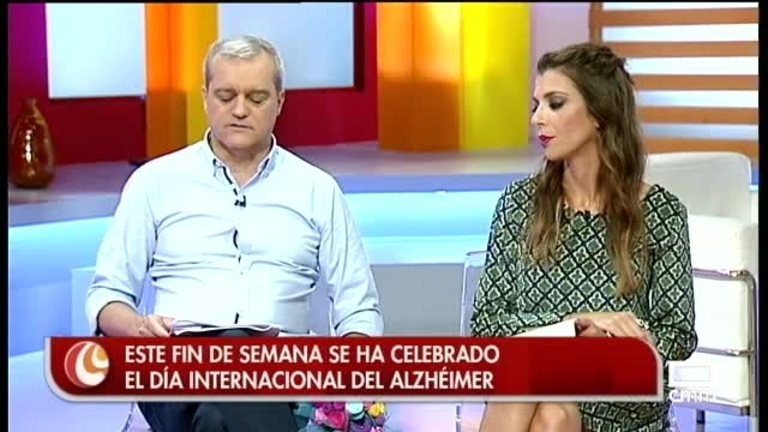 Hablamos del Alzhéimer