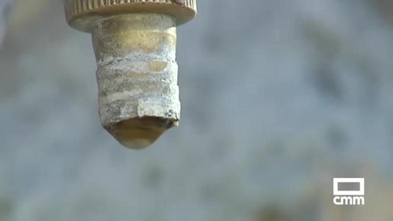 Los vecinos de Driebes (Guadalajara) no pueden beber agua del grifo