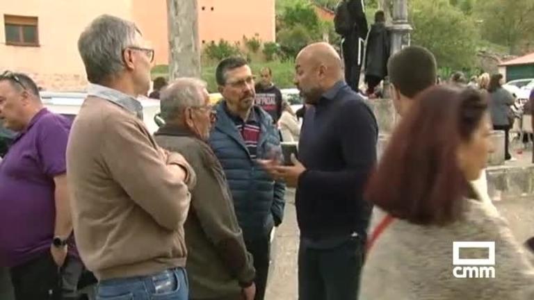 """Unidas Podemos: Molina, tranquilo ante el debate en CMM porque tiene """"muy claro"""" qué quiere para CLM"""