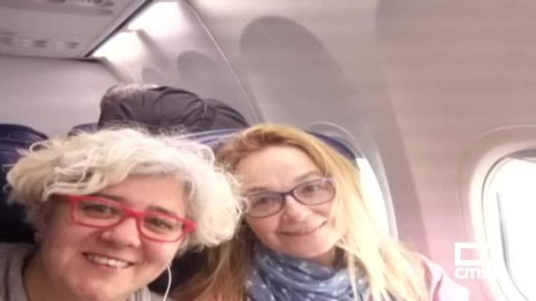 Una albaceteña viaja al Sáhara con 320 cooperantes más, pese a la alerta de Exteriores