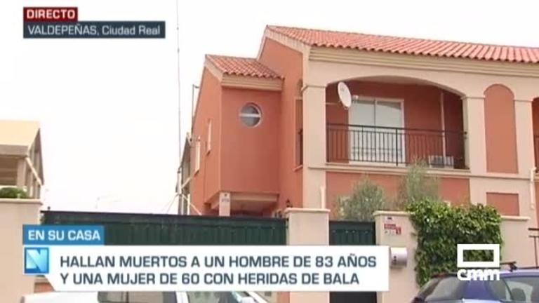 Hallados muertos un hombre y una mujer en una vivienda de Valdepeñas (Ciudad Real)
