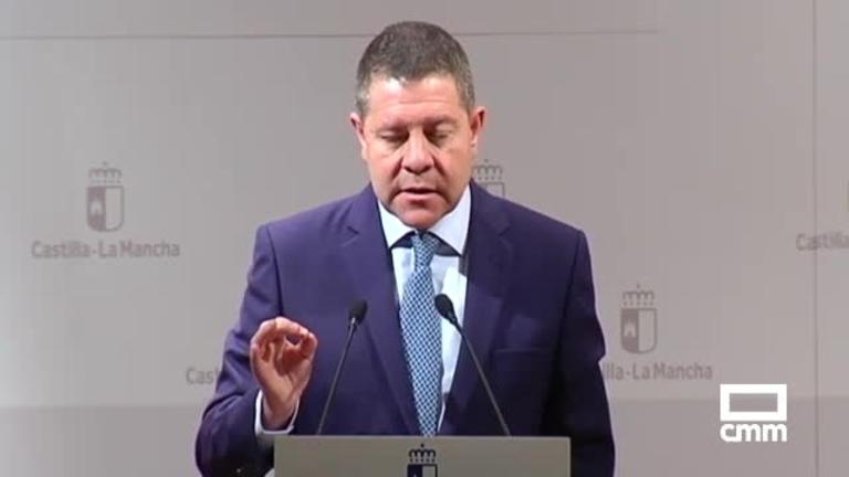 Page anuncia un recurso a la decisión de no pagar 130 millones de IVA a CLM
