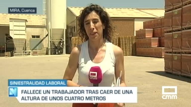 Muere el trabajador que sufrió ayer un accidente laboral en Mira (Cuenca)
