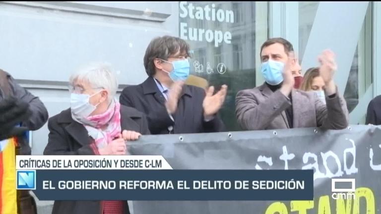 Castilla-La Mancha a las 8 - Viernes