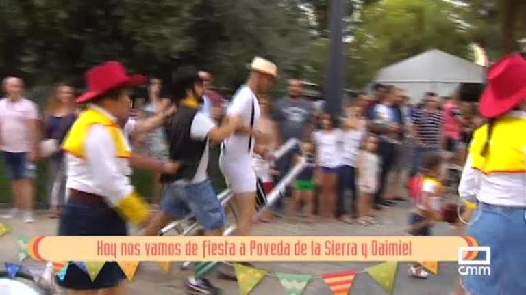 Fiesteros | Poveda de La Sierra y Daimiel