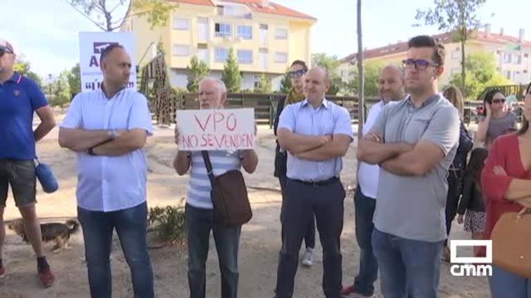 Los fondos buitre amenazan a 200 familias de Illescas (Toledo)