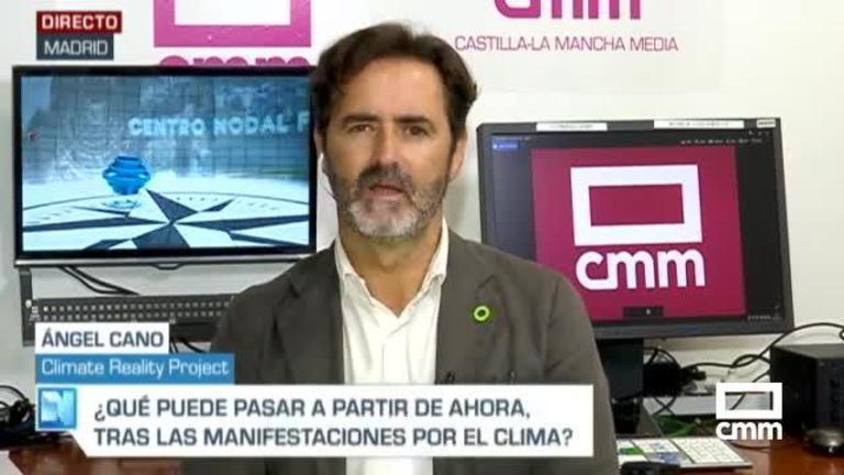 Entrevista a Ángel Cano