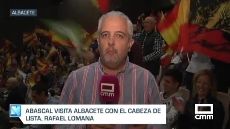 Abascal, en Albacete, lamenta la \\
